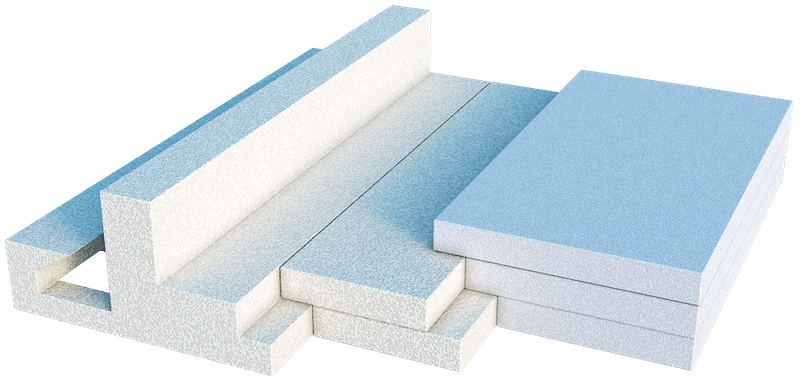 Insulated-Foundation-Insulation-Layer